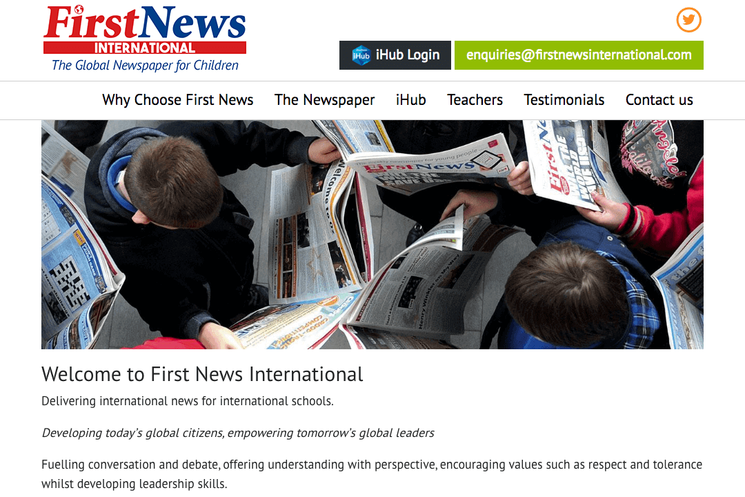 First News International
