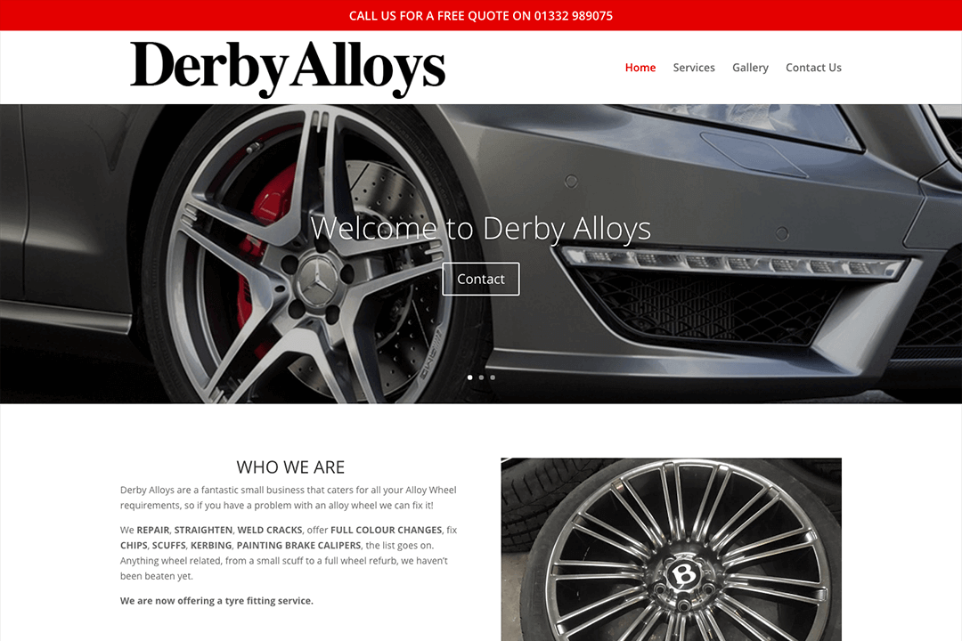Derby Alloys