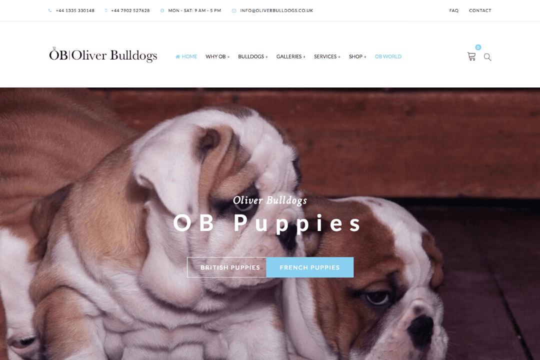 Oliver Bulldogs